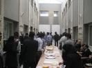 پذیرایی در اولین کنفرانس - دانشگاه بیرجند